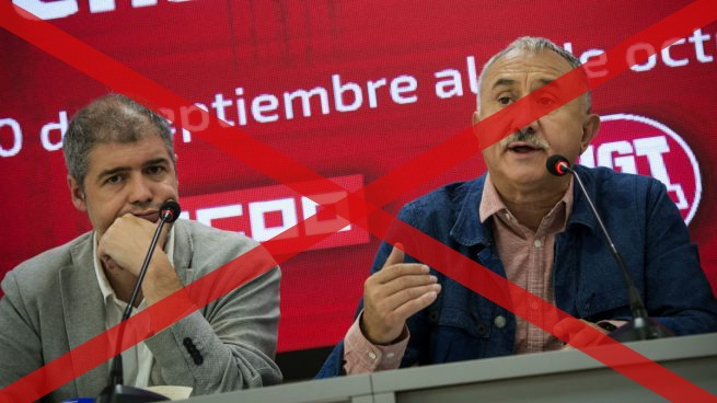 Contra Los Sindicatos A Sueldo De La Patronal
