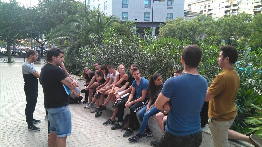 Primera Reunión De La Sección De Hostelería