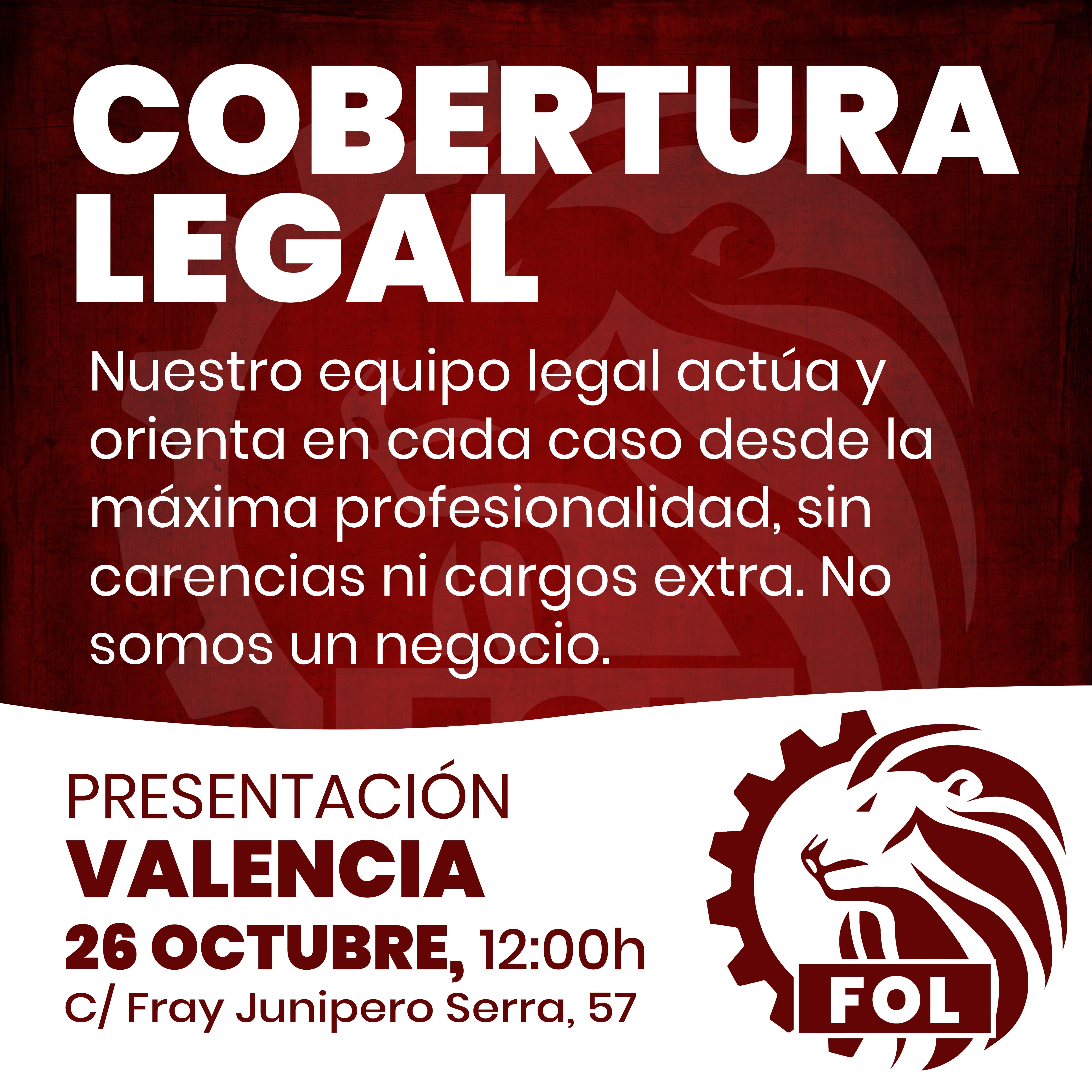 COBERTURA LEGAL