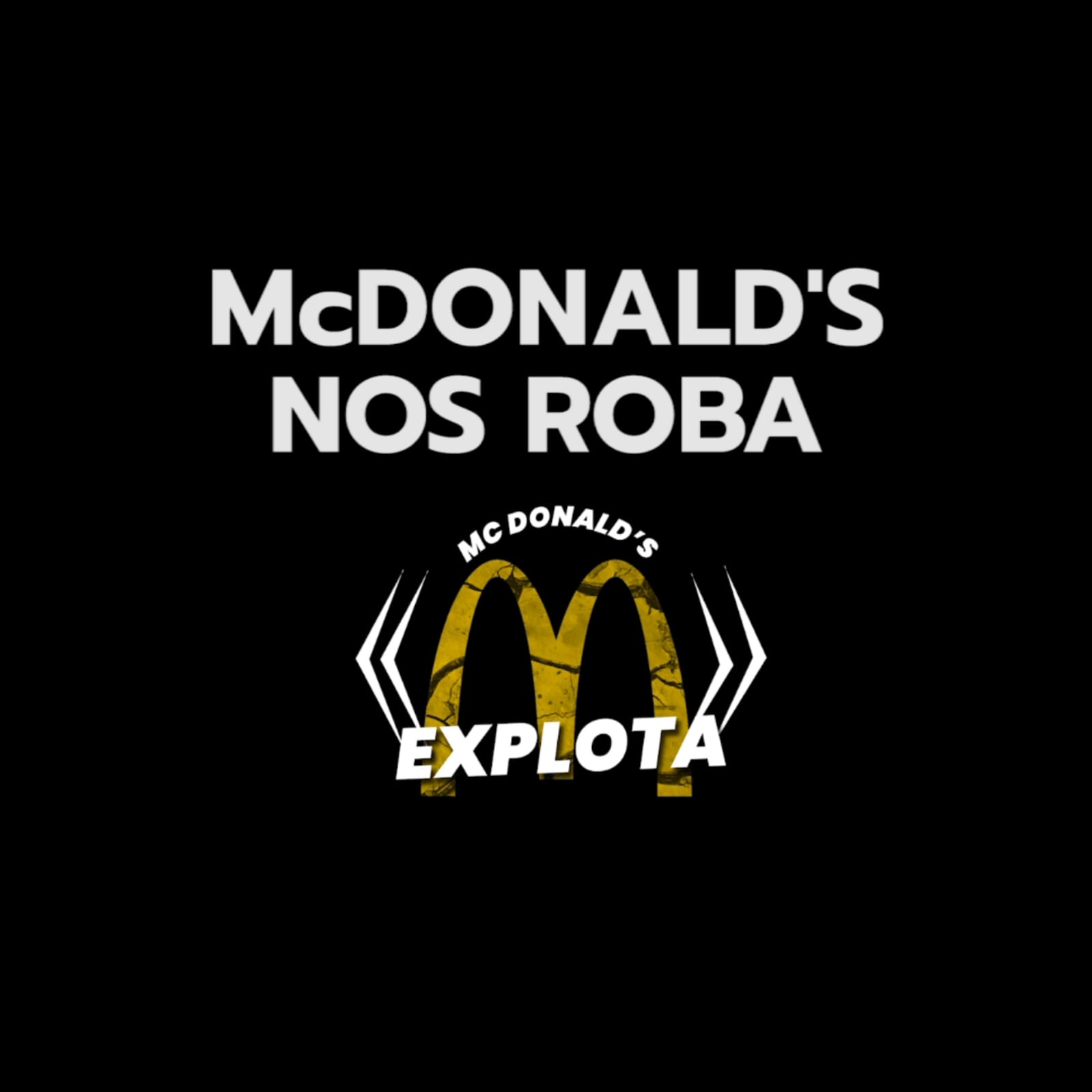 Mcdonald's Explota