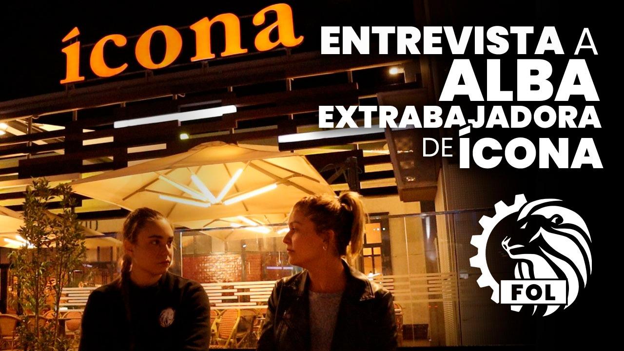 Entrevista A Ana, Extrabajadora De Ícona
