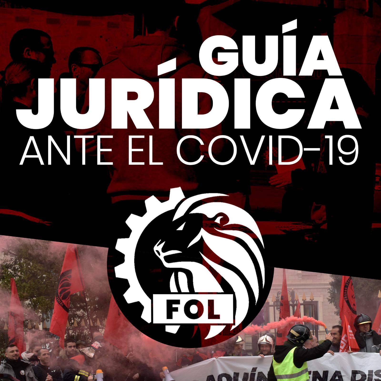 Guía Jurídica Ante El COVID-19