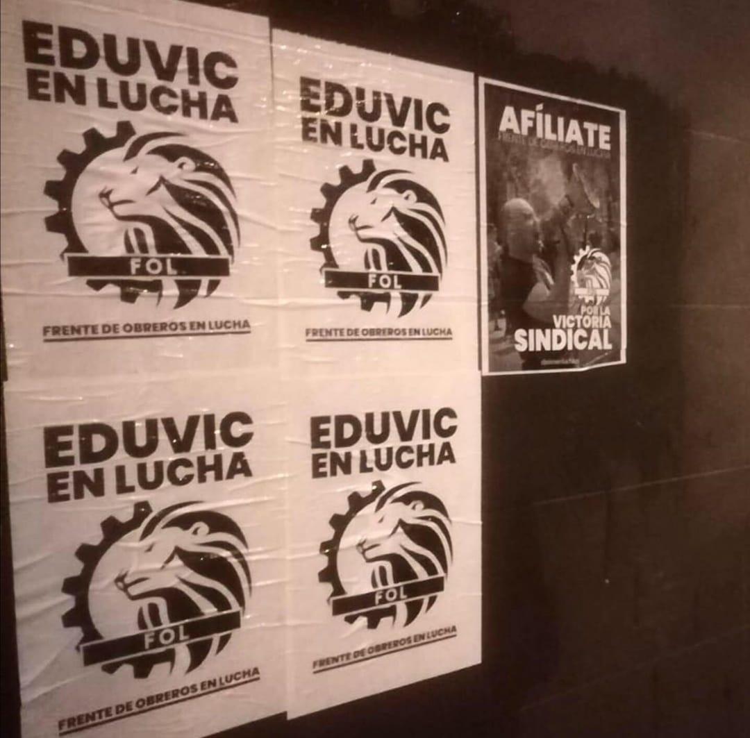 EDUVIC EN LUCHA