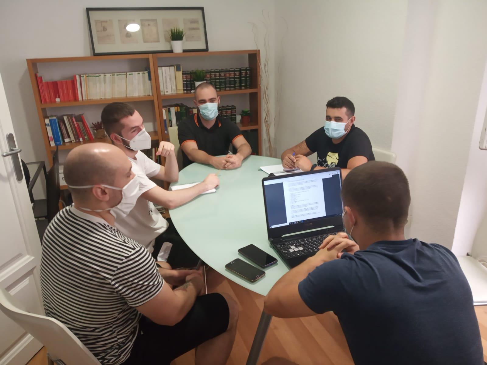 Reunión Del Grupo De Trabajo Del FOL De Valencia