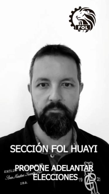 SECCIÓN FOL HUAYI