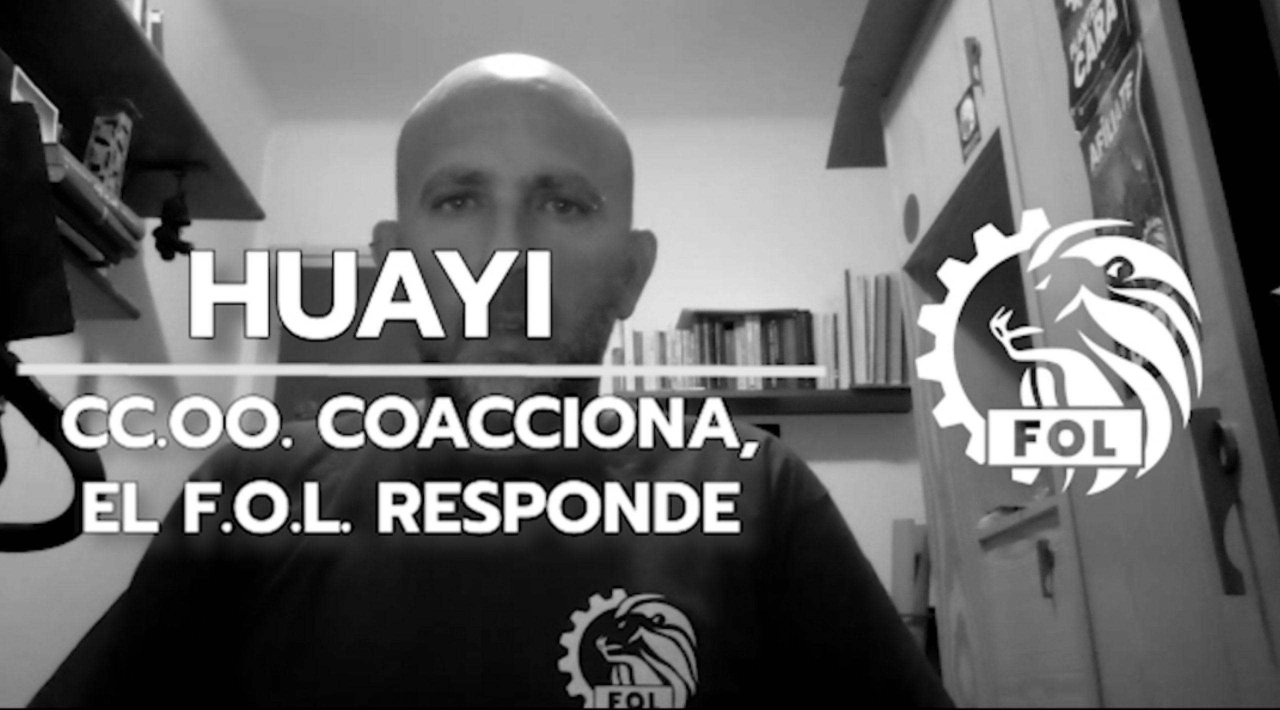 CCOO Coacciona, El FOL Responde